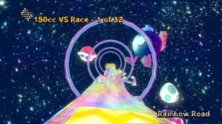 [MKWii] Custom Track GCN Rainbow Road v1.2