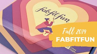 FabFitFun Review Fall 2019: Lifestyle Subscription Box