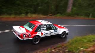 Targa North West 2018 - Downeys Group Commodore, Highlights