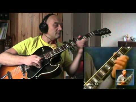 Joe Pass - Major Etude