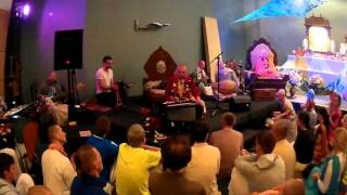 Vaishnava winter festival - BALTIC 2015