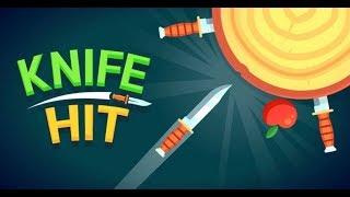 Phi Tất Cả Các Loại Dao Mà Bạn Có Knife Hit - Top Game Mobile Hay Mỗi Ngày