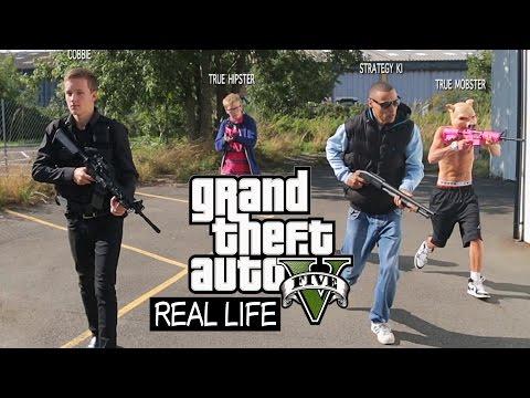 GTA 5 Real Life Online - Pt 2