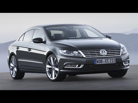 Volkswagen CC — Обзор 2