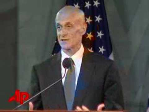 Chertoff Announces Visa-Free Travel Changes
