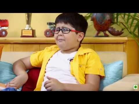 Cherry Vanilla Milk Shake( Kellogg's Waale Guptaji Ki Family ka