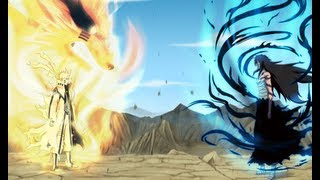 Naruto Uzumaki VS Sasuke Uchiha Final Battle [AMV]- The Reckoning! 2013/2014 (NEW)