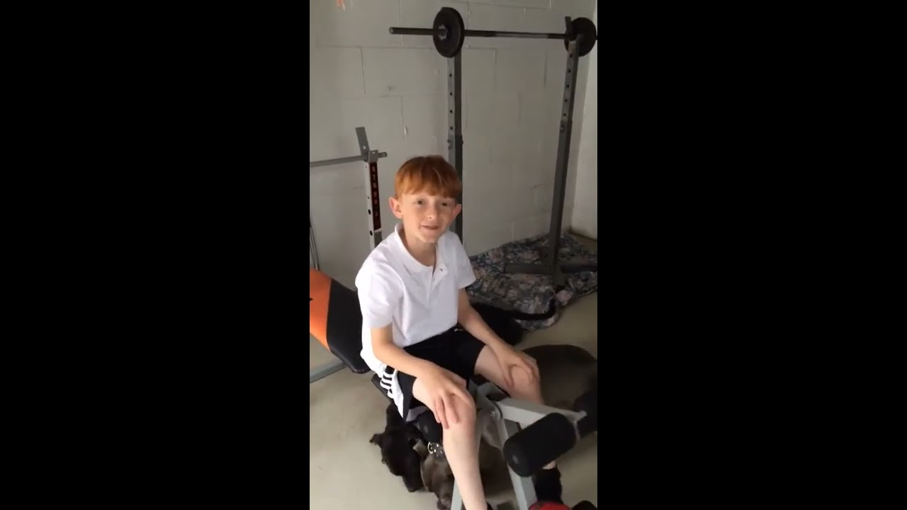 """3 Finley Gets Strong """"confusing Finley"""" - YouTube"""
