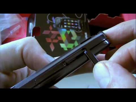 Nokia 5800 XpressMusic Unboxing