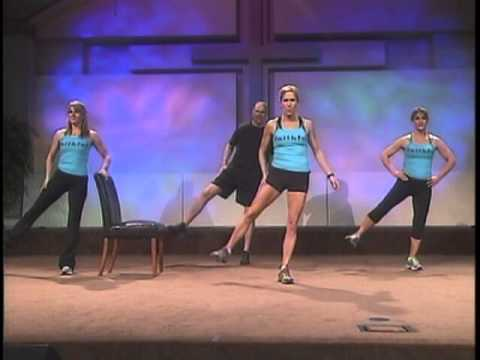 Faithful Workouts Fitness Video: 30 minute workout