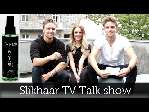 By Vilain Sidekick - sneak peak and tattoos | Slikhaar TV talk show