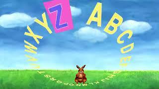 ABC song with kangaroo jumping