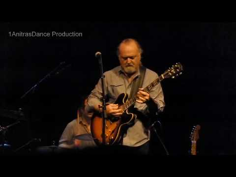 Tinsley Ellis - A Quitter Never Wins - 1/20/18 Sellersville Theatre - Sellersville, PA