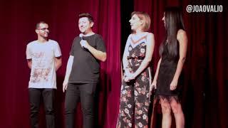 TINDER AO VIVO 27 | JOÃO VALIO - Stand up Comedy