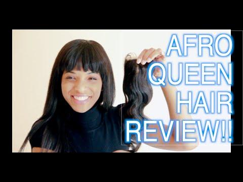 Afro Queen Hair: Brazilian Body Wave Initial Review
