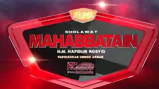 ABAL QOSIM Sholawat Mahabbatain Live In Lebanisuko