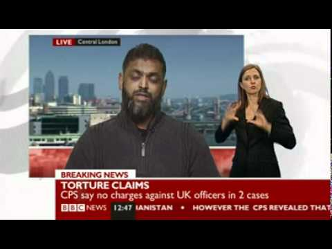 Moazzam Begg Talks on British MI5, MI6 Unaccountability for Torture