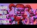 Harder Better Faster Stronger FNaF Animated Clip mp3