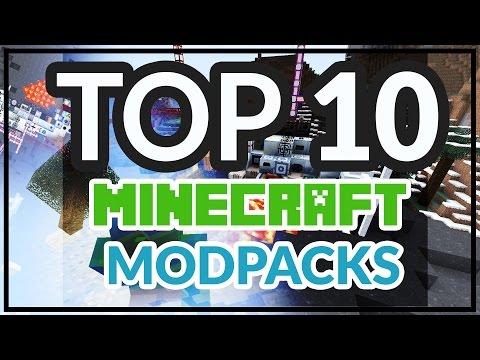 Best Minecraft Modpacks - Top 10 Minecraft Modpacks list 2015
