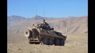 Australian ASLAV's in Afghanistan