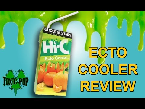 Ecto Cooler : Tyler Voltz reviews