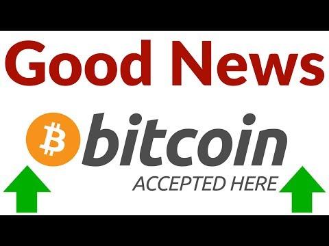 Good News Bitcoins Users Top Five Biggest Business Company Accept Bitcoin Hindi/Urdu