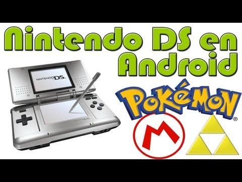 Juega a la nintendo DS en tu Android -  Pokemon. Mario. Zelda - Drastic