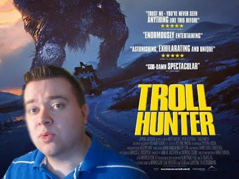 Troll Hunter Trolljegeren Movie Review