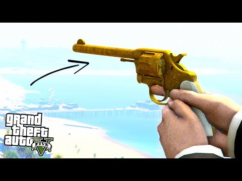 COMPLETING THE *RED DEAD REDEMPTION 2* TREASURE HUNT IN GTA 5