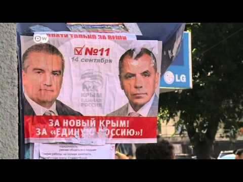 Regional elections in Crimea |  Journal