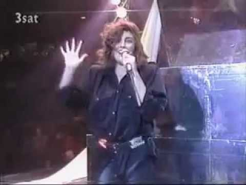 Laura Branigan - Self Control (Live)