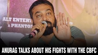 Anurag talks about his fights with the CBFC | Hot Kareena Kapoor | Hot Alia Bhatt | Bollywood Fights