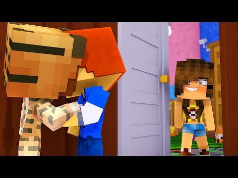 Minecraft Daycare - OUR SECRET !? (Minecraft Roleplay)