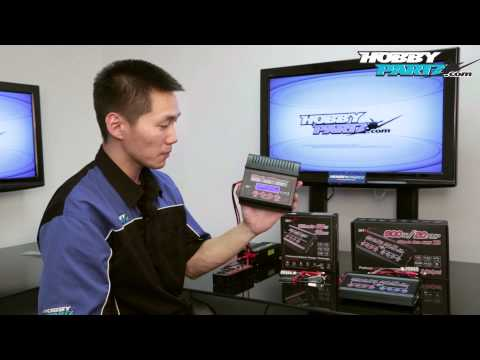 New Sky RC Ultimate 400 & 800 Charger w/ LCD Display