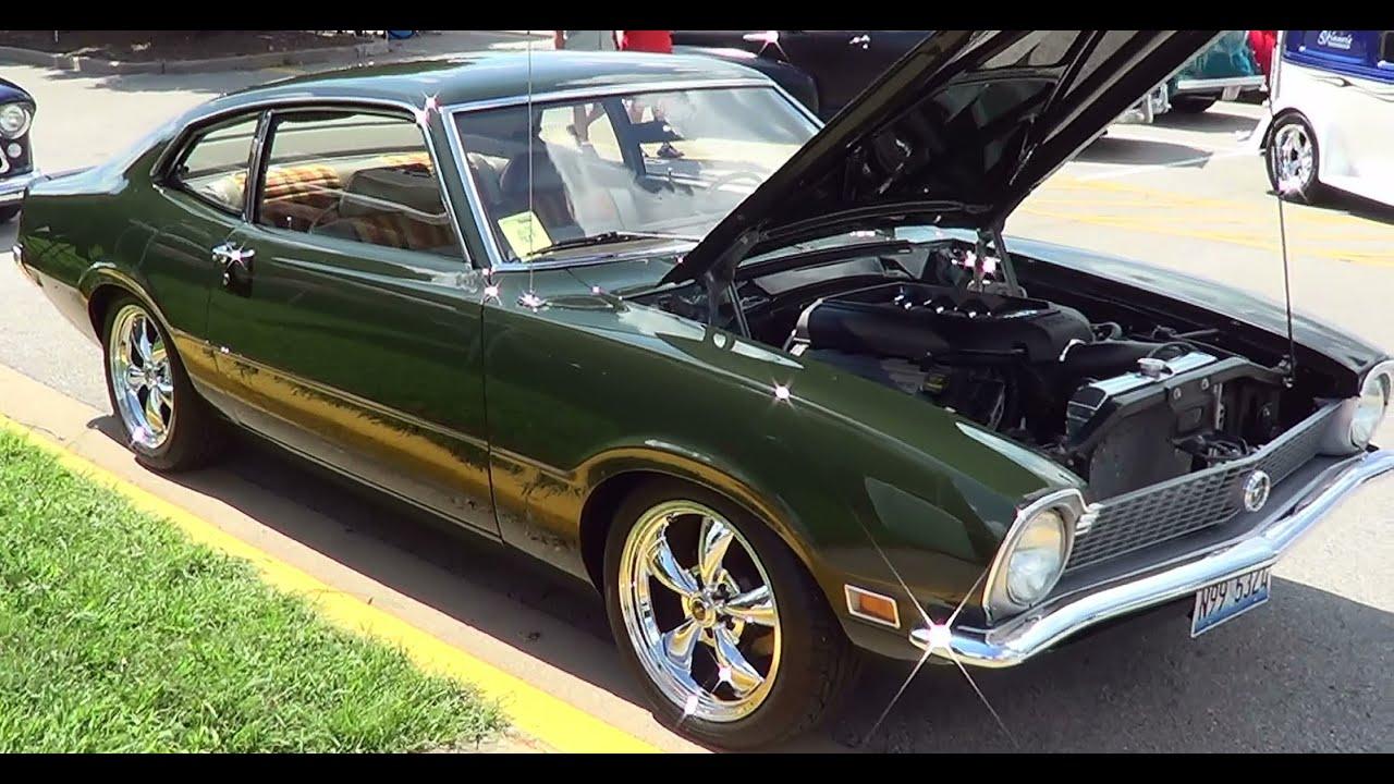 1970 Ford Maverick 5.0 Coyote - YouTube