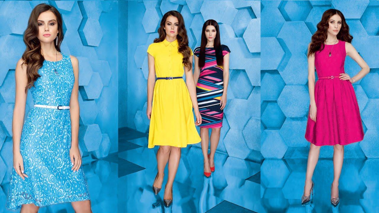 Коллекция новых платьев