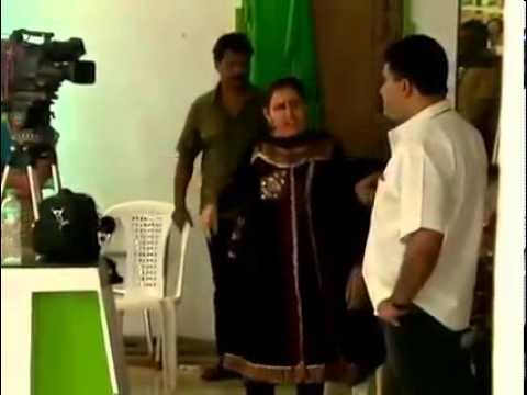 Fighting Malayalam Serial Actress video