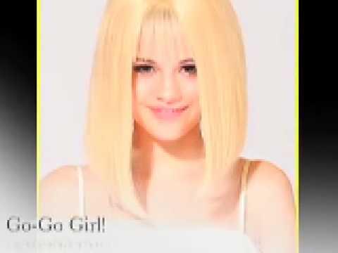 more blonde