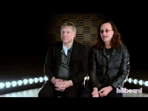 Rush Q&A with Billboard
