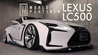 LEXUS LC500 Bodykit by ROWEN JAPAN *New Products