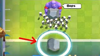TOUCHDOWN: Funny Moments & Fails & Glitches | CLASH ROYALE Montage #3