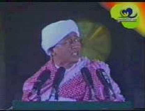 A'A GYM DEPAN MEGAWATI - BAHAS DUKUN