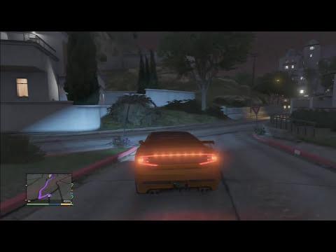 GTA V - Customizando o carro