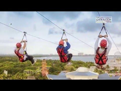 Ventura Park nuevo parque de diversiones en Cancún
