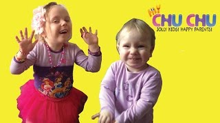 ★ We are ChuChu TV Fans ★ Head, Shoulders, Knees & Toes ★ | Emma Timea