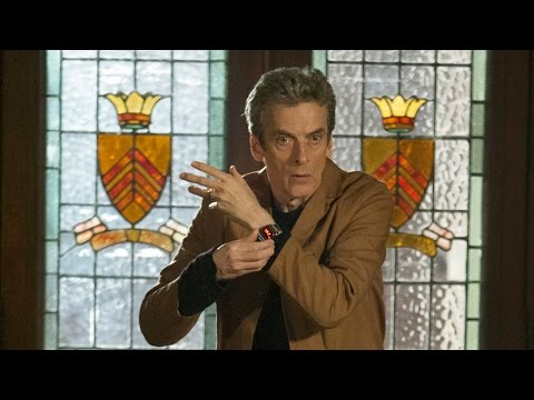 DOCTOR WHO Exclusive Inside Look at The Caretaker: The Doctor Goes Undercover - BBC AMERICA