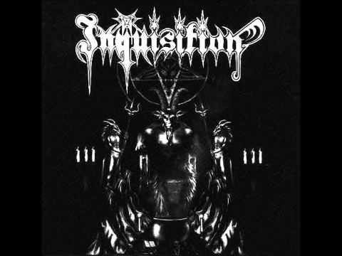 Inquisition - Enshrouded By The Cryptic Temples Of The Cult