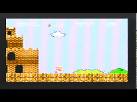 Super mario a lo antiguo XD