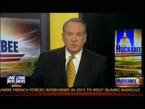 Huckabee Opening Statement - Obama Ask Israel To Restrain It's Self Against Terrorist Group Hamas