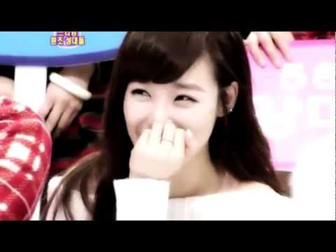 [Tiffany] Can you smile